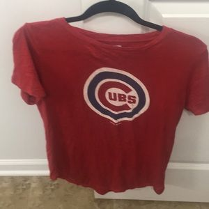 American Eagle TailGate Chicago Cubs Ladies T